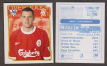 Liverpool Jamie Carragher England 299